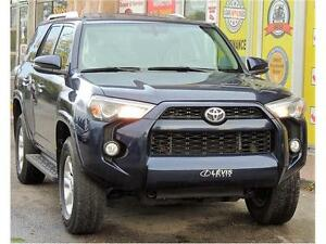 2014 Toyota 4Runner SR5 /LEATHER/SUNROOF/NAVIGATION/BACKUP/7PASS