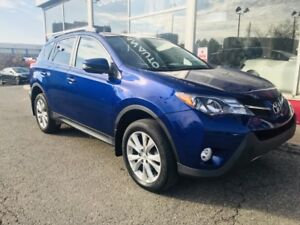 2014 Toyota RAV4 NAVIGATION| LEATHER| BACKUP CAM Limited Limited