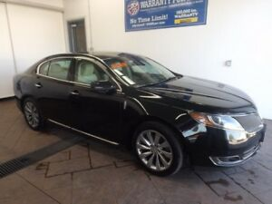 2015 Lincoln MKS AWD LEATHER NAVI SUNROOF