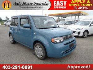 2011 Nissan Cube 1.8 S