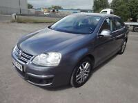 LHD 2006 Volkswagen Jetta 1.9 TDI 4 Door SPANISH REGISTERED