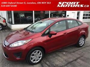 2013 Ford Fiesta! New Brakes! A/C! Remote Start! Microsoft Sync!