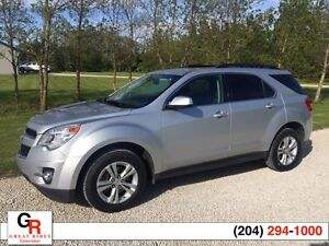 2010 Chevrolet Equinox LT AWD SAFETIED, RUNS AND DRIVES GREAT!