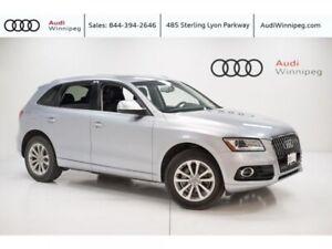 2015 Audi Q5 2.0T Progressiv