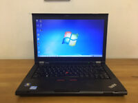 Lenovo Thinkpad T430 Core i5-3360M 2.80GHz 8GB Ram 320GB HDD Win 7 Laptop