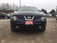 2013 Nissan Juke SL SUV/Accident free/All Wheel Drive/Sunroof Mississauga / Peel Region Toronto (GTA) Preview
