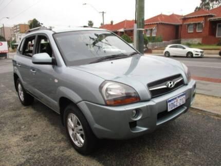 2010 Hyundai Tucson CITY SX SUV West Perth Perth City Area Preview
