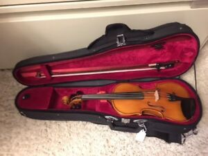 VIOLIN OUTFIT -- 1/4