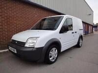 2007 FORD TRANSIT CONNECT 1.8 TDCi SWB LOW ROOF NO VAT
