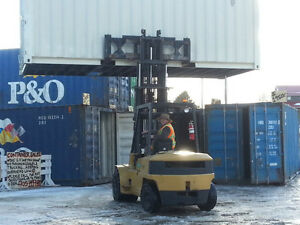 Shipping Containers for sale IN PETERBOROUGH ONTARIO. Peterborough Peterborough Area image 3