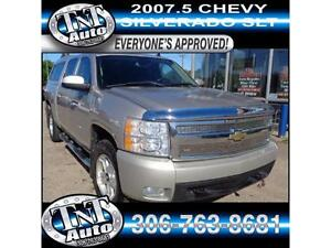 07.5 Chev Silverado 1500 LTZ - LEATHER - FINANCING AVAILABLE!