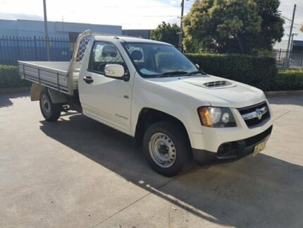 2011 Holden Colorado RC MY11 LX (4x2) 5 Speed Manual Cab Chassis
