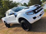 2014 Ford Ranger PX XL Super Cab White 6 Speed Manual Utility Burleigh Heads Gold Coast South Preview