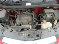 vauxhall corsa d A10XEP engine out of a 2011 with 19k miles and warranty