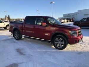 2013 Ford F-150 FX4 (Remote Start, Heated/Cooled Seats)