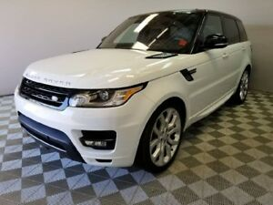 2016 Land Rover Range Rover Sport V8 Supercharged Dynamic - 4 yr