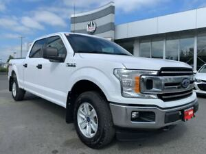 2018 Ford F-150 XLT 5.0L 4WD REAR CAMERA ONLY 36KM