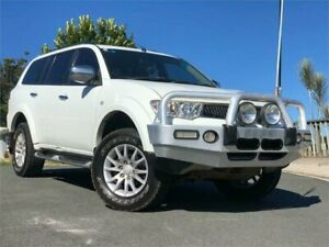 2011 Mitsubishi Challenger PB (KH) MY11 LS White 5 Speed Sports Automatic Wagon Chevallum Maroochydore Area Preview