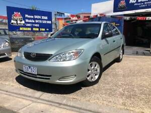 2003 Toyota Camry Sedan 4CYL AUTOMATIC Epping Whittlesea Area Preview