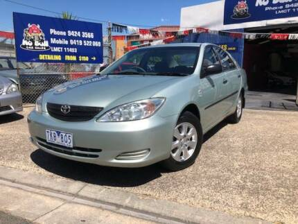 2002 Toyota Camry Sedan 4CYL AUTOMATIC Epping Whittlesea Area Preview