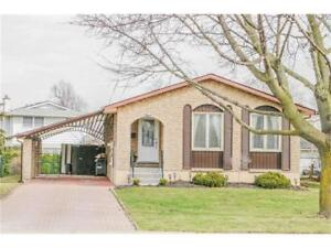 *Beautiful Bungalow for RENT in St. Catharines!!