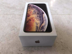 Iphone XS Max new sealed