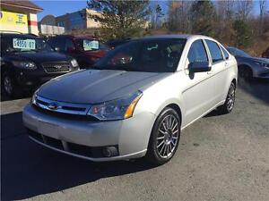 2009 Ford Focus SES NEW MVI, HEATED SEATS,CLEAN, LOW KMS