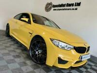 2017 BMW 4 Series 3.0 M4 COMPETITION PACKAGE 2DR SEMI AUTOMATIC Coupe Petrol Aut