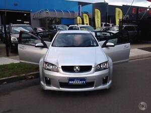 2009 Holden Commodore SV6 Kingsville Maribyrnong Area Preview