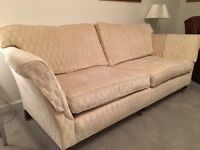 3 & 2 Seater Sofa, House of Fraser, Excellent condition
