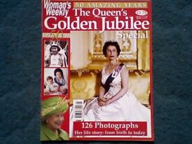 THE QUEEN'S GOLDEN JUBILEE SPECIAL 1952/2002 - WOMAN'S WEEKLY 2002 EDITION