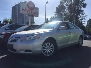2009 Toyota Camry LE   4 CYL  CERTIFIED   NO ACCIDENTS LE