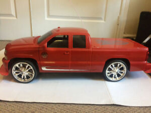 1/6 Rc West Coast Choppers SS Silverado