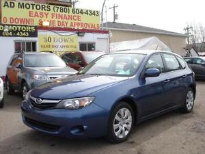 2011 SUBARU IMPREZA AWD AUTO LOADED 64K-100% APPROVED FINANCING
