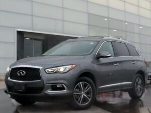 2018 INFINITI QX60 DEMO|Heated Leather Seats|Back Up Camera|Blue