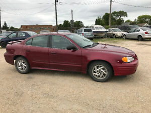 "$999 ""As Is"" 2005 Pont. Grand Am Clean Title .*Car-Proof)"