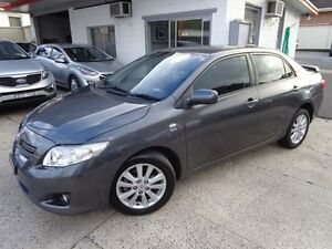 2007 Toyota Corolla ZZE122R MY06 Upgrade Conquest Gunmetal 4 Speed Automatic Sedan Sylvania Sutherland Area Preview