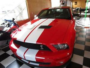 2008 Ford GT500 coupe Shelby seulement 9600 KM