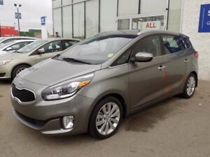 2016 Kia Rondo EX/7 PASSENGER/LEATHER/BACKUP CAMERA/HEATED SEATS