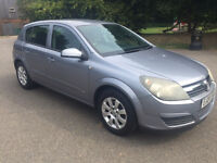 2004 newer shape Vauxhall Astra FULL SERVICE HISTORY AND CAMBELT DONE £1090
