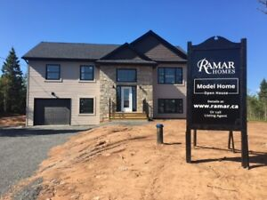 New Model Home In Williamswood With Stunning Modern Features