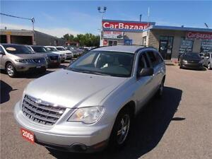 2008 Chrysler Pacifica Touring Leather 6 Pssgr Easy Car Finance