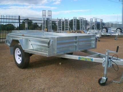 Single Axle Box Trailers Northam 6401 Northam Area Preview