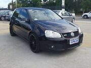 2008 Volkswagen Golf V MY08 GTI DSG Black 6 Speed Sports Automatic Dual Clutch Hatchback St James Victoria Park Area Preview
