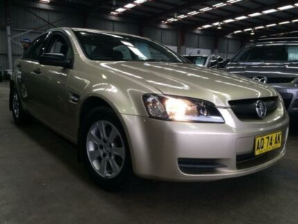 2007 Holden Commodore VE Omega Gold 4 Speed Automatic Sedan Macquarie Hills Lake Macquarie Area Preview