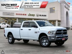 2016 Ram 2500 | SLT | Parksense/Parkview | Remote Start | Heated