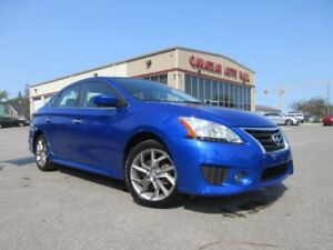 2014 Nissan Sentra SR, NAV, ROOF, LOADED, 49K!