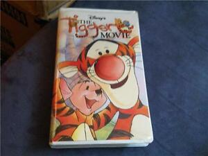 Childrens VHS and DVD Movies