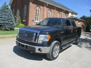 2010 Ford F-150 XLT|4X4|5.4L|ONE OWNER|CERTIFIED