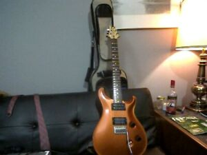 PRS CE24 blazing copper w/case 2006 anniversary edition